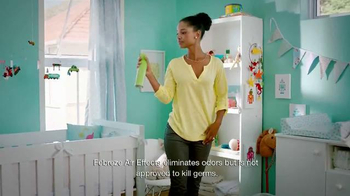Lysol Disinfectant Spray TV Spot, 'Air Freshening'