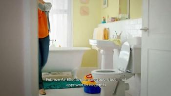 Lysol Disinfectant Spray TV Spot, 'Air Freshening' - Thumbnail 4