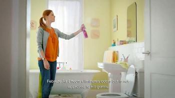 Lysol Disinfectant Spray TV Spot, 'Air Freshening' - Thumbnail 5