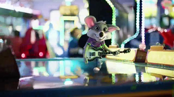 Chuck E. Cheese's TV Spot, 'Be a Winner'