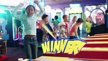 Chuck E. Cheese's TV Spot, 'Be a Winner' - Thumbnail 4