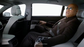 2015 Kia K900 TV Spot, 'Open the Door' Featuring Laurence Fishburne - Thumbnail 7