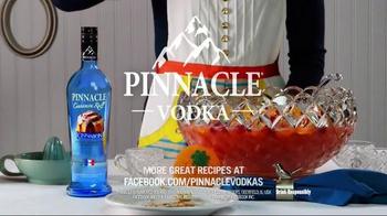 Pinnacle Vodka Cinnamon Roll TV Spot, 'Cinnabon Brunchy Punchy' - Thumbnail 10