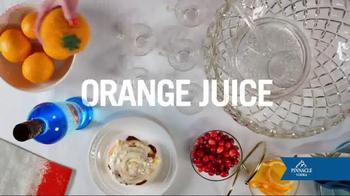 Pinnacle Vodka Cinnamon Roll TV Spot, 'Cinnabon Brunchy Punchy' - Thumbnail 3