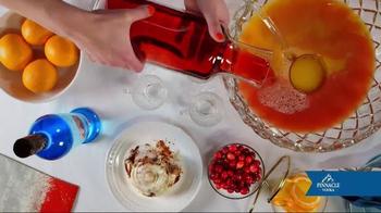 Pinnacle Vodka Cinnamon Roll TV Spot, 'Cinnabon Brunchy Punchy' - Thumbnail 5