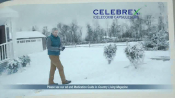 Celebrex TV Spot, 'Snowball' - Thumbnail 3