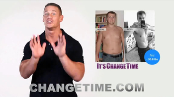 BodyChange It's ChangeTime TV Spot Featuring John Cena - 169 commercial airings