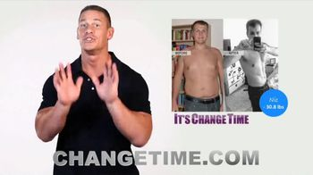 BodyChange It's ChangeTime TV Spot Featuring John Cena
