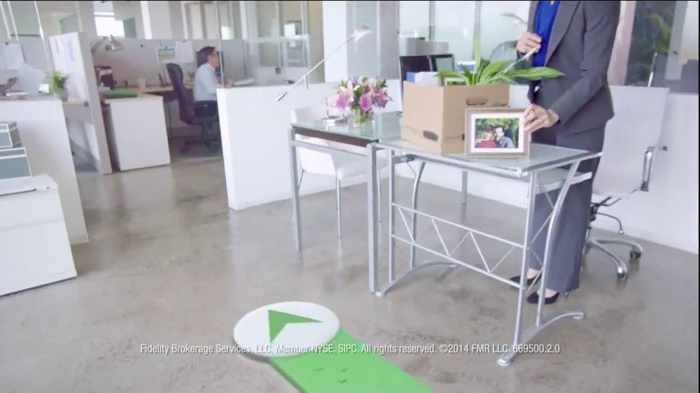Fidelity Investments TV Commercial, 'Closer Look' - Video
