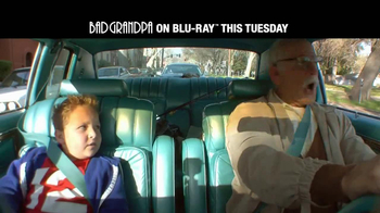 Bad Grandpa Home Entertainment TV Spot