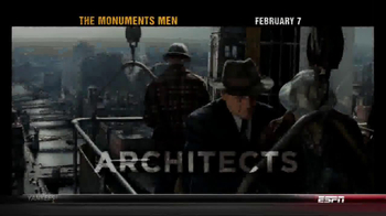 The Monuments Men - Alternate Trailer 6