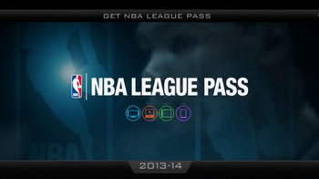 NBA League Pass TV Spot, 'Watch' - Thumbnail 1