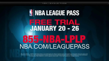 NBA League Pass TV Spot, 'Watch' - Thumbnail 8