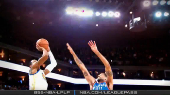 NBA League Pass TV Spot, 'Watch' - Thumbnail 4