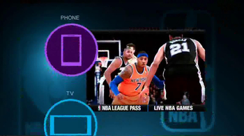 NBA League Pass TV Spot, 'Watch' - Thumbnail 5
