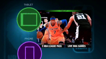 NBA League Pass TV Spot, 'Watch' - Thumbnail 6