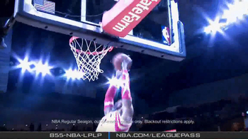 NBA League Pass TV Spot, 'Watch' - Thumbnail 7