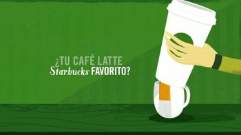 Starbucks Via Latte TV Spot, 'Favorito' [Spanish]
