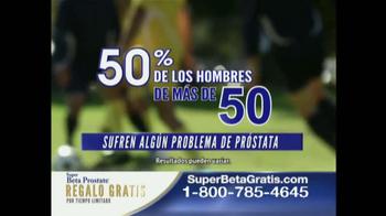 Super Beta Prostate TV Spot, 'Acostumbre' [Spanish] - Thumbnail 4