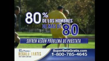 Super Beta Prostate TV Spot, 'Acostumbre' [Spanish] - Thumbnail 5
