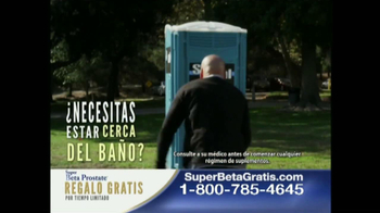 Super Beta Prostate TV Spot, 'Acostumbre' [Spanish] - Thumbnail 6