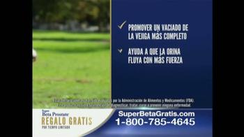 Super Beta Prostate TV Spot, 'Acostumbre' [Spanish] - Thumbnail 9