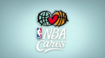 NBA Cares TV Spot Featuring LeBron James, Blake Griffin - Thumbnail 1
