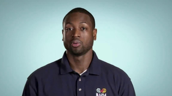 NBA Cares TV Spot Featuring LeBron James, Blake Griffin - Thumbnail 4
