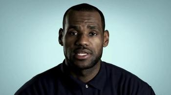 NBA Cares TV Spot Featuring LeBron James, Blake Griffin - Thumbnail 5