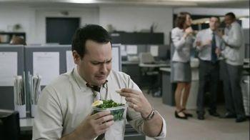 Fiber One Protein Caramel Nut TV Spot, 'Turn Around, Brian'