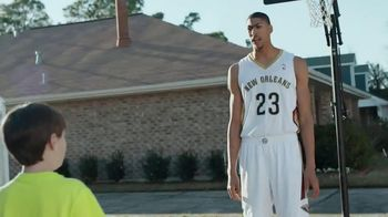 Kids Foot Locker TV Spot, \'Buzzer Beater\' Featuring Anthony Davis