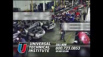 Universal Technical Institute (UTI) TV Spot, 'Technicians Needed' - Thumbnail 1