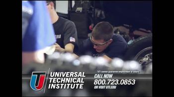 Universal Technical Institute (UTI) TV Spot, 'Technicians Needed' - Thumbnail 10
