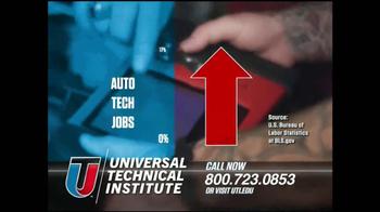 Universal Technical Institute (UTI) TV Spot, 'Technicians Needed' - Thumbnail 2