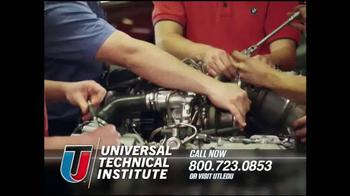 Universal Technical Institute (UTI) TV Spot, 'Technicians Needed' - Thumbnail 4