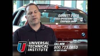 Universal Technical Institute (UTI) TV Spot, 'Technicians Needed' - Thumbnail 7
