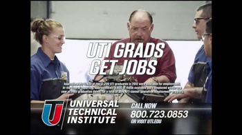 Universal Technical Institute (UTI) TV Spot, 'Technicians Needed' - Thumbnail 8