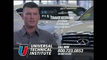 Universal Technical Institute (UTI) TV Spot, 'Technicians Needed' - Thumbnail 9