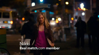 Match.com TV Spot, 'A Little Shy'