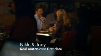 Match.com TV Spot, 'A Little Shy' - Thumbnail 6