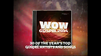WOW Gospel 2014 TV Spot