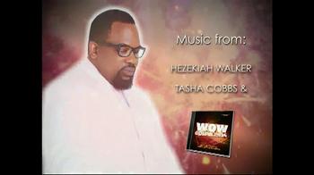 WOW Gospel 2014 TV Spot - Thumbnail 4