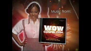 WOW Gospel 2014 TV Spot - Thumbnail 5