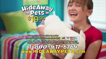 Hideaway Pets TV Spot - Thumbnail 6