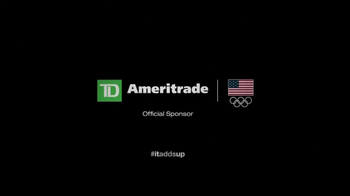 TD Ameritrade TV Spot Featuring Noelle Pikus-Pace - Thumbnail 6
