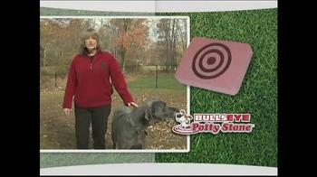 Bullseye Potty Stone TV Spot - Thumbnail 7