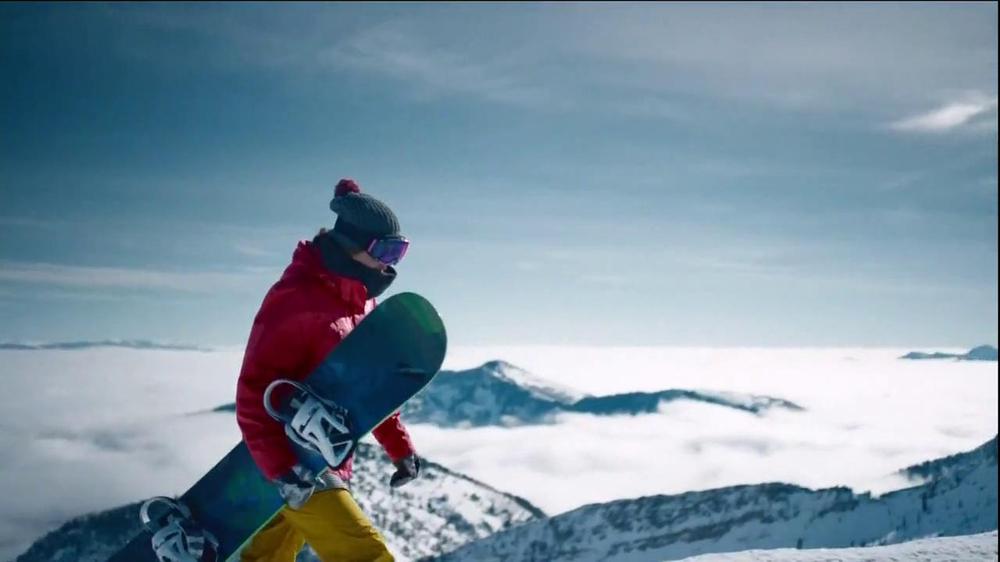 Chobani TV Commercial, 'Training Olympians' Featuring Lindsey Jacobellis