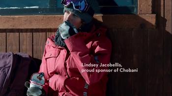 Chobani TV Spot, 'Training Olympians' Featuring Lindsey Jacobellis - Thumbnail 10