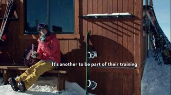 Chobani TV Spot, 'Training Olympians' Featuring Lindsey Jacobellis - Thumbnail 9