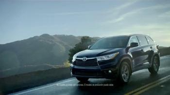 2014 Toyota Highlander TV Spot, 'Sorpresa' Con Los Muppets [Spanish] - Thumbnail 1